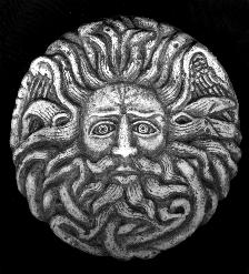 Celtic Gorgon