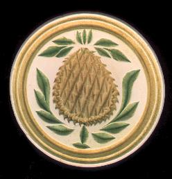 Pineapple Butter Stamp